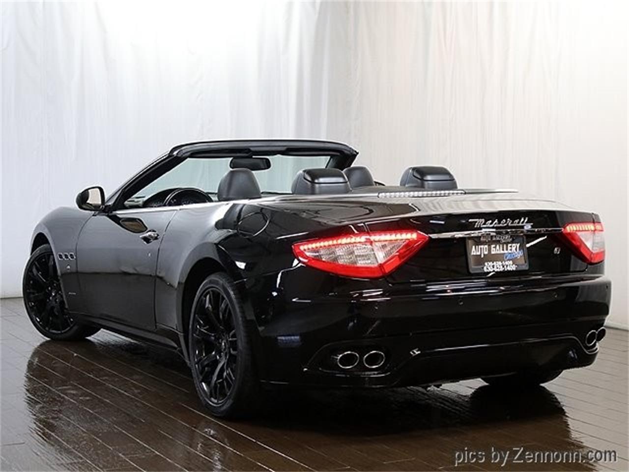 Large Picture of 2011 Maserati GranTurismo located in Illinois - $39,990.00 - QE45