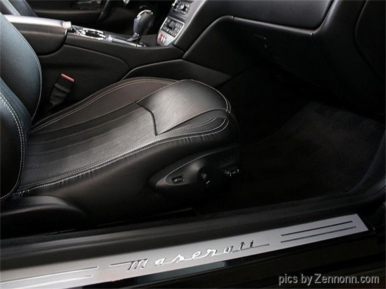 Large Picture of 2011 Maserati GranTurismo - QE45