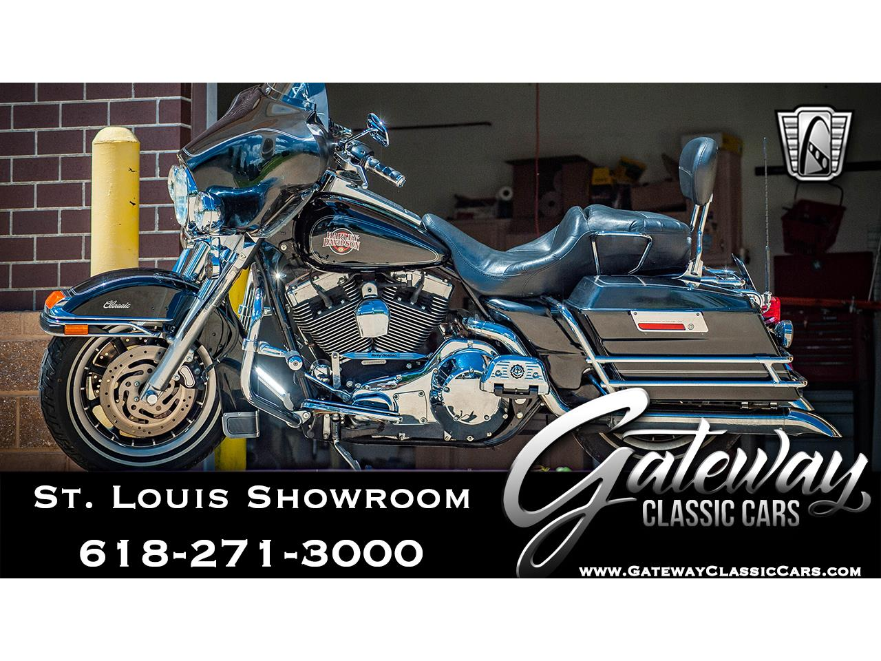 Large Picture of 2004 Harley-Davidson Motorcycle located in O'Fallon Illinois - $12,000.00 Offered by Gateway Classic Cars - St. Louis - QD6F
