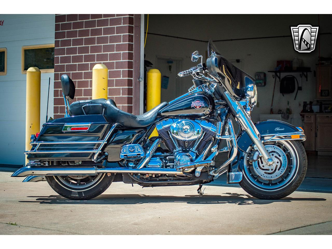 Large Picture of '04 Harley-Davidson Motorcycle Offered by Gateway Classic Cars - St. Louis - QD6F