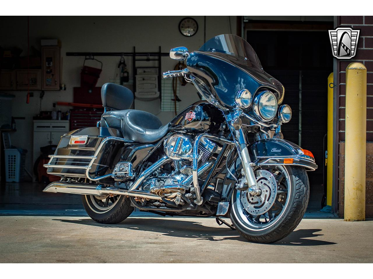 Large Picture of '04 Harley-Davidson Motorcycle located in Illinois Offered by Gateway Classic Cars - St. Louis - QD6F