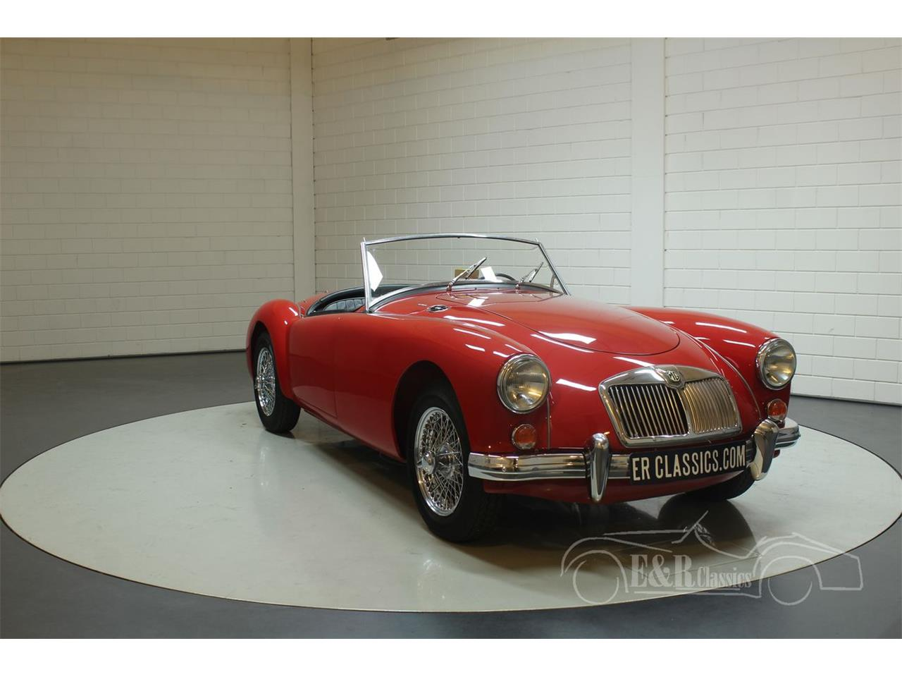 Large Picture of '59 MGA - QD6G