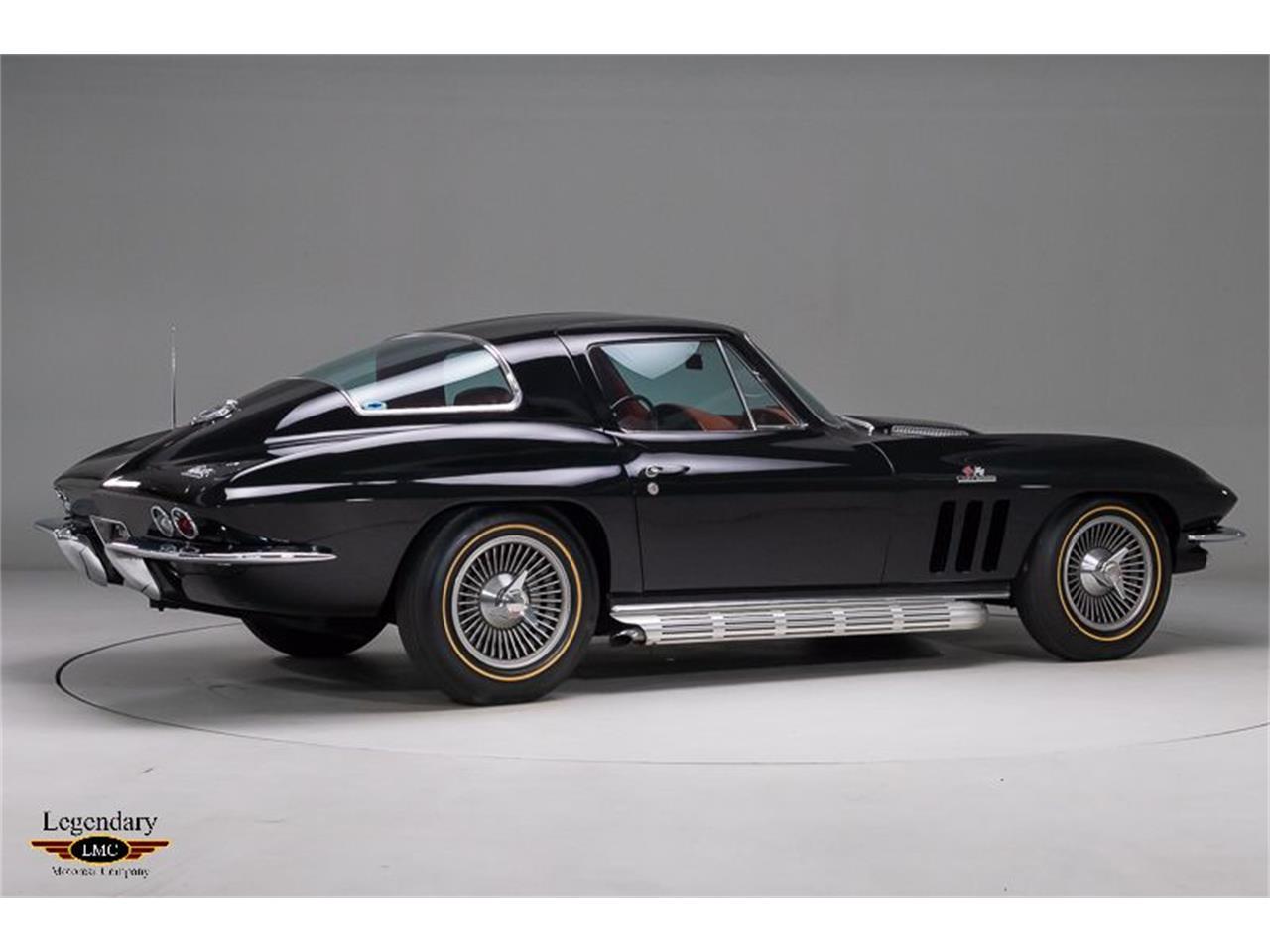Large Picture of '66 Corvette - QE4I