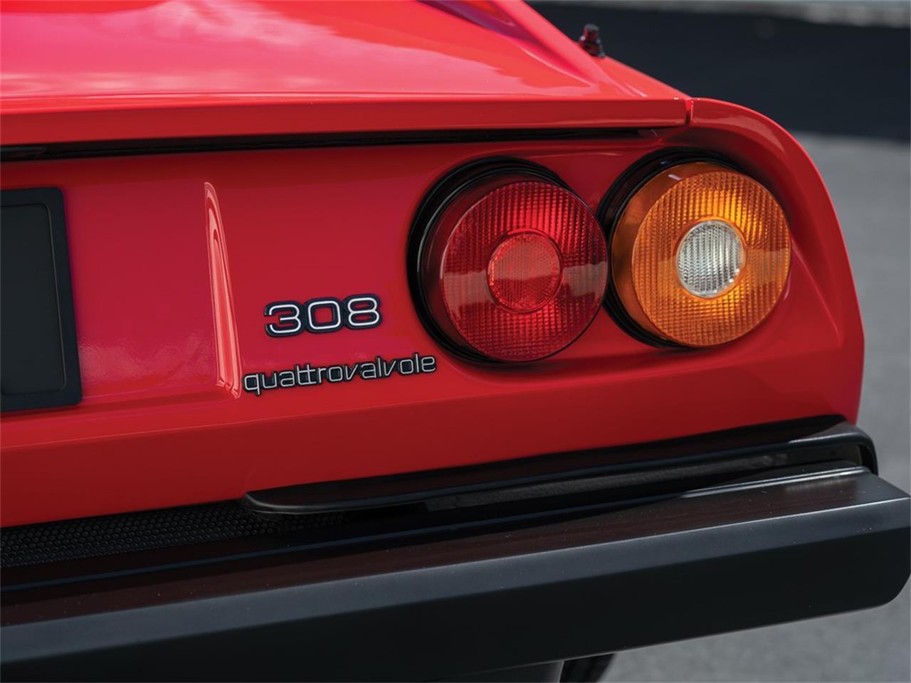 Large Picture of 1985 Ferrari 308 GTS Auction Vehicle - QE4M