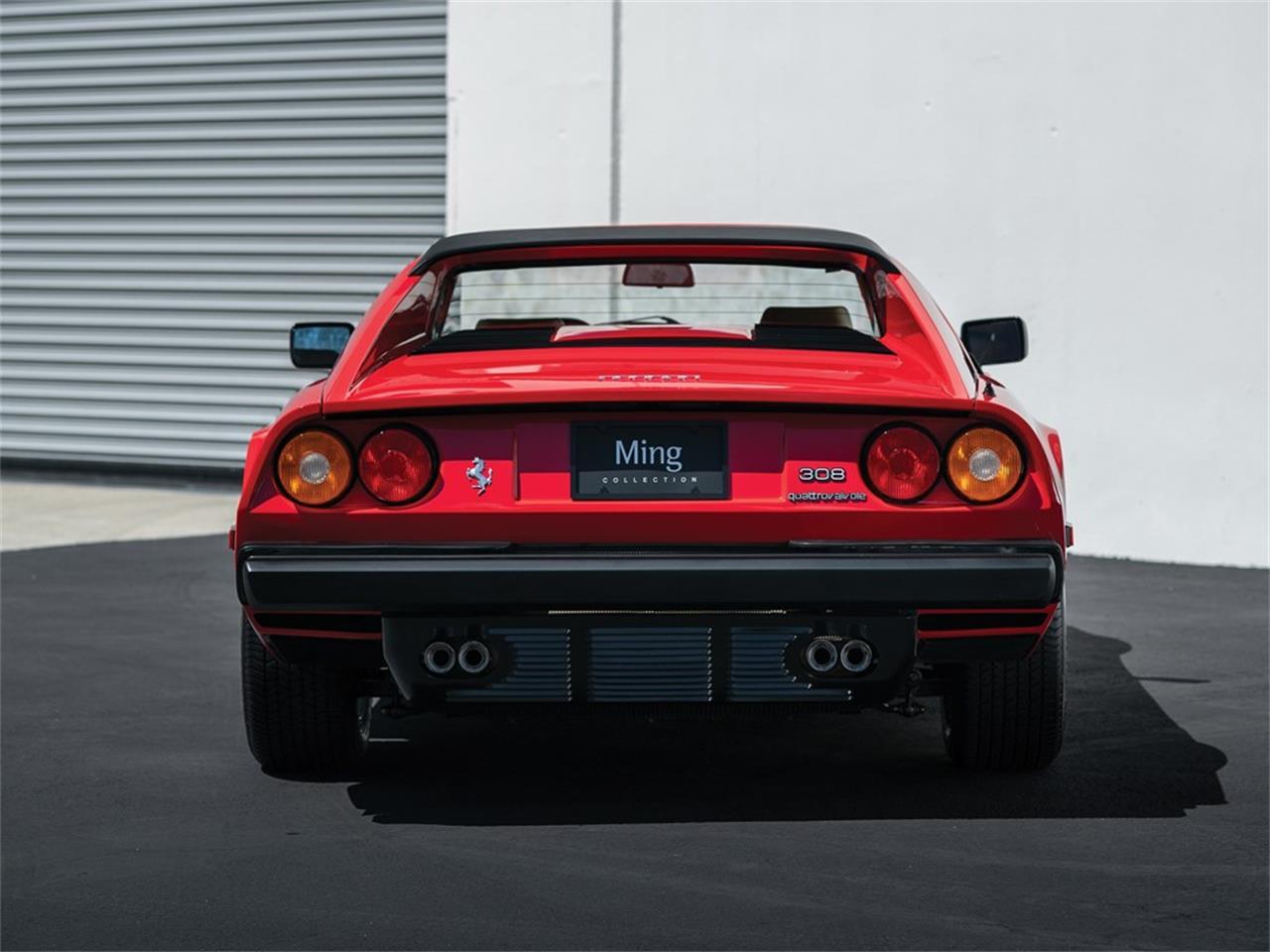 Large Picture of '85 Ferrari 308 GTS located in Monterey California - QE4M