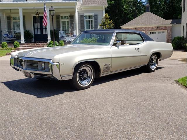Picture of Classic '69 Buick Wildcat located in Collierville Tennessee Offered by  - QE4Q