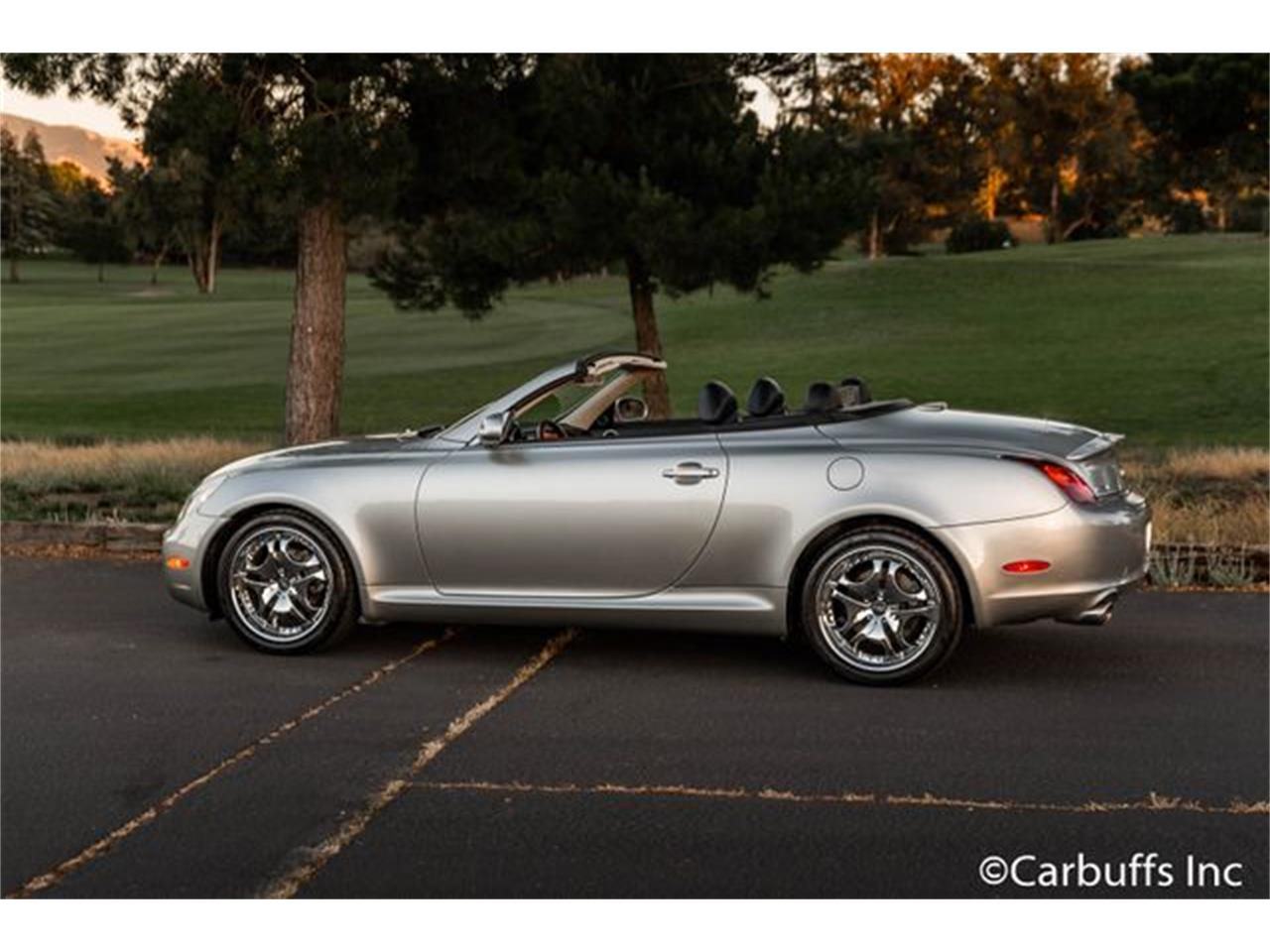 Large Picture of '04 SC400 - QE4S