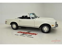 Picture of Classic 1971 Mercedes-Benz 280SL located in New York Offered by Champion Motors International - QE4X
