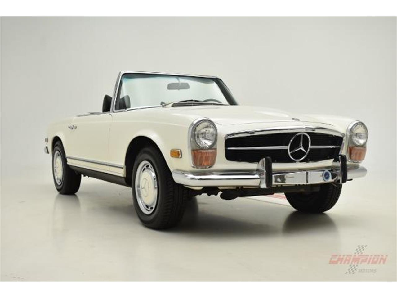 Large Picture of 1971 Mercedes-Benz 280SL - QE4X