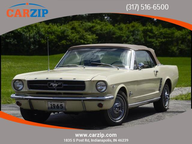 Picture of '65 Mustang - QE54
