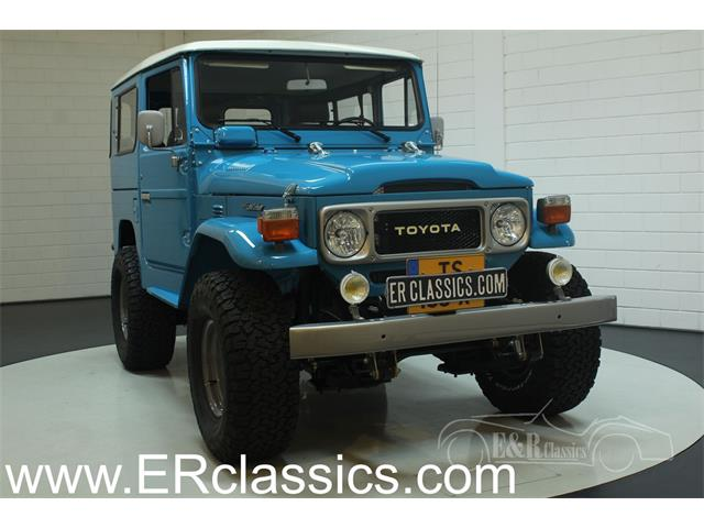 Picture of '82 Land Cruiser FJ - QE56