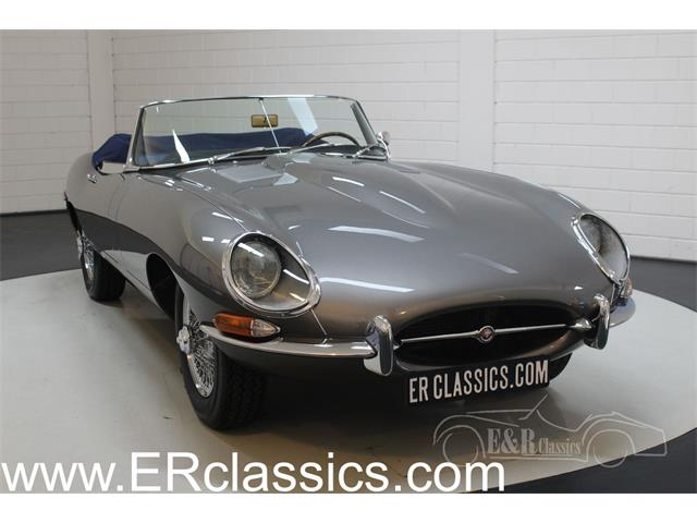 Picture of Classic '67 E-Type Offered by  - QE5D