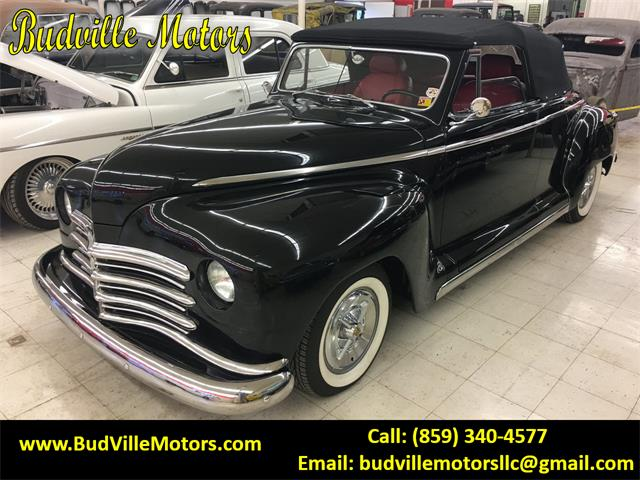 Picture of '48 Plymouth Convertible located in Paris Kentucky Offered by  - QE5H