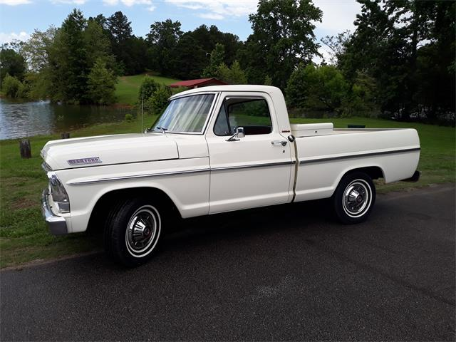 Picture of '67 F100 - QE5J
