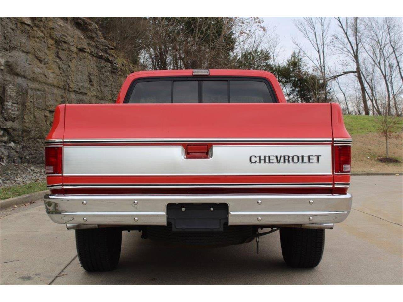 Large Picture of '78 Silverado - QE5L