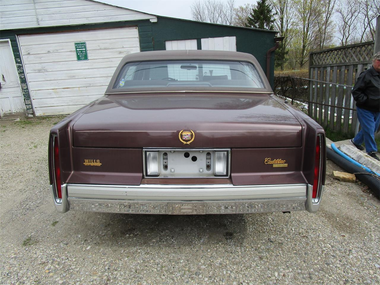 Large Picture of 1989 Cadillac Fleetwood - $5,900.00 - QE5O