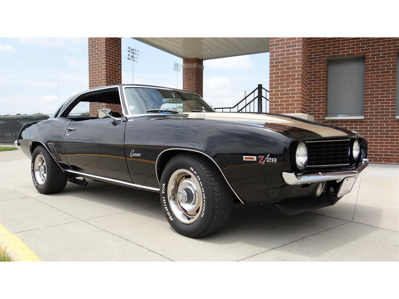 For Sale: 1969 Chevrolet Camaro Z28 in Davenport, Iowa