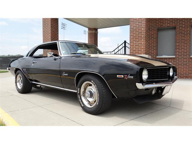 Picture of '69 Chevrolet Camaro Z28 located in Iowa Offered by  - QE5P