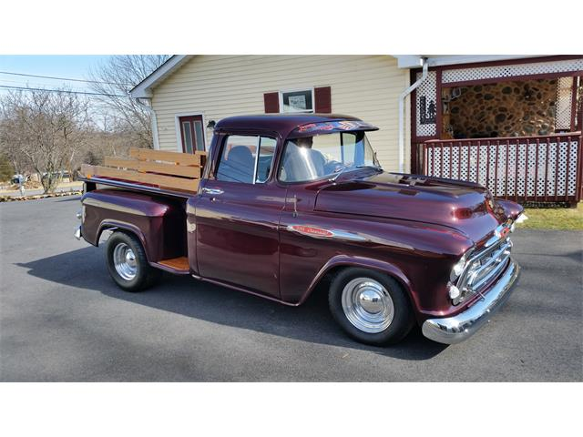 Picture of 1957 Chevrolet Apache located in Nazareth Pa. Offered by a Private Seller - QE5Z