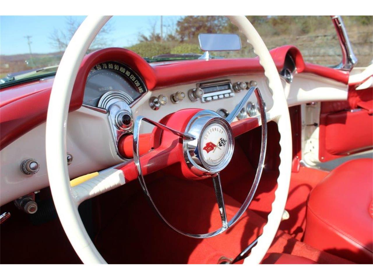 Large Picture of '54 Corvette - QE61