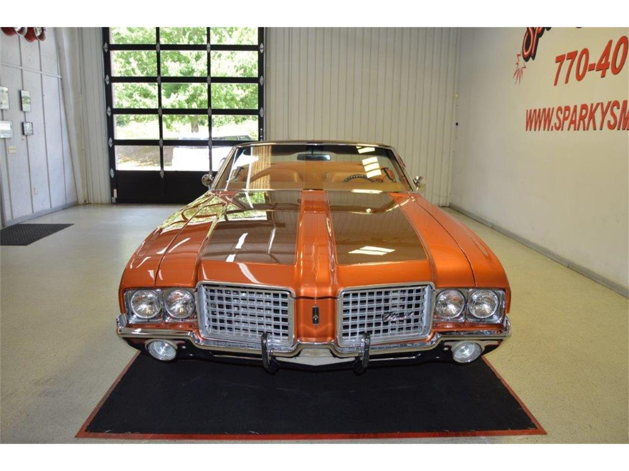 Large Picture of '72 Cutlass - QE64