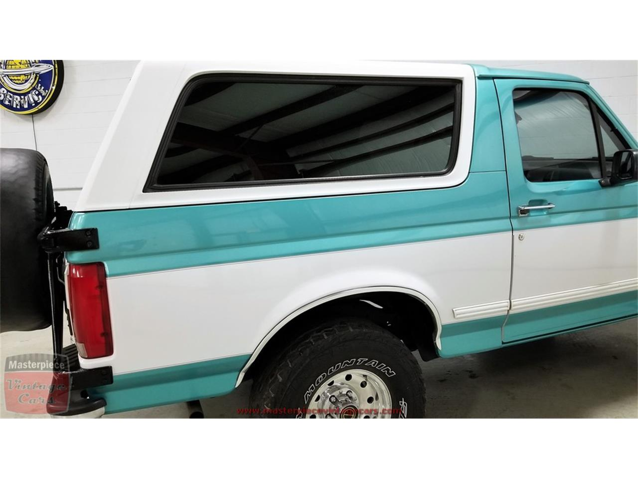 Large Picture of '95 Bronco - QE6L