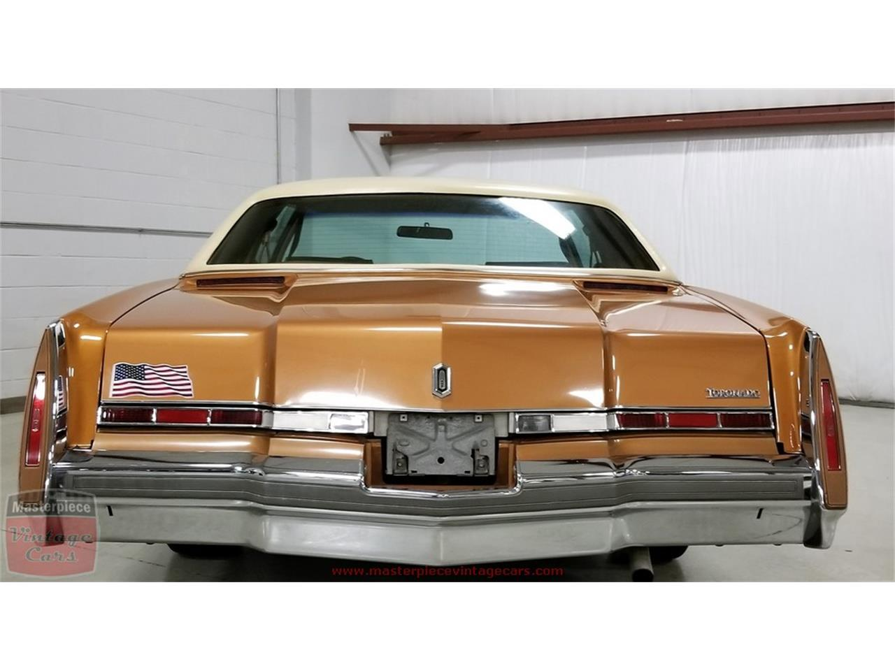 Large Picture of '78 Toronado located in Indiana - $10,900.00 Offered by Masterpiece Vintage Cars - QE6N