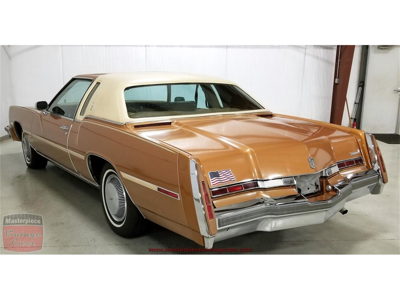 Large Picture of 1978 Oldsmobile Toronado located in Whiteland Indiana Offered by Masterpiece Vintage Cars - QE6N