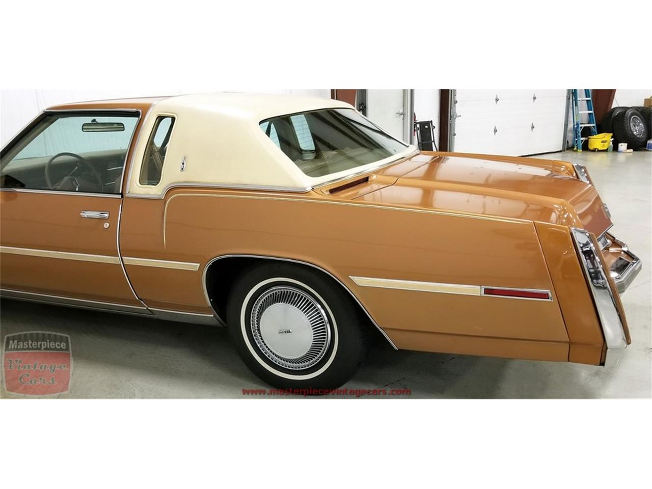 Large Picture of 1978 Oldsmobile Toronado located in Indiana Offered by Masterpiece Vintage Cars - QE6N