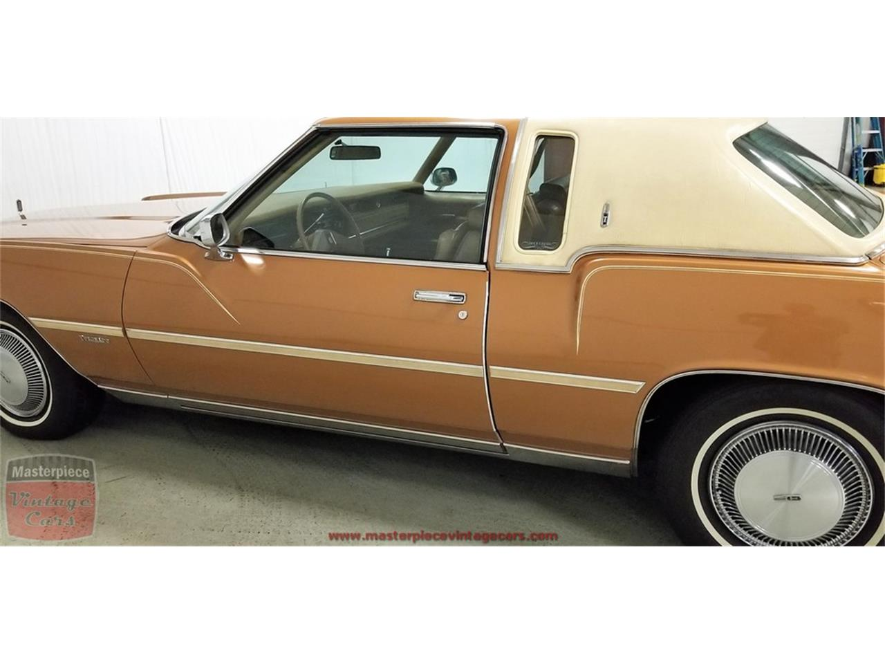 Large Picture of '78 Oldsmobile Toronado located in Indiana Offered by Masterpiece Vintage Cars - QE6N