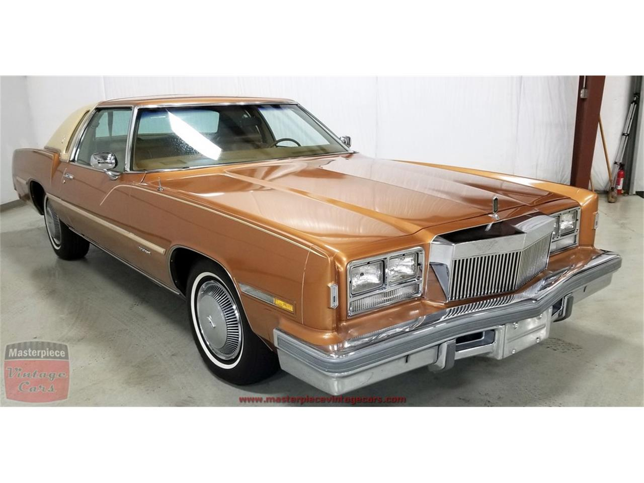 Large Picture of '78 Oldsmobile Toronado located in Whiteland Indiana Offered by Masterpiece Vintage Cars - QE6N