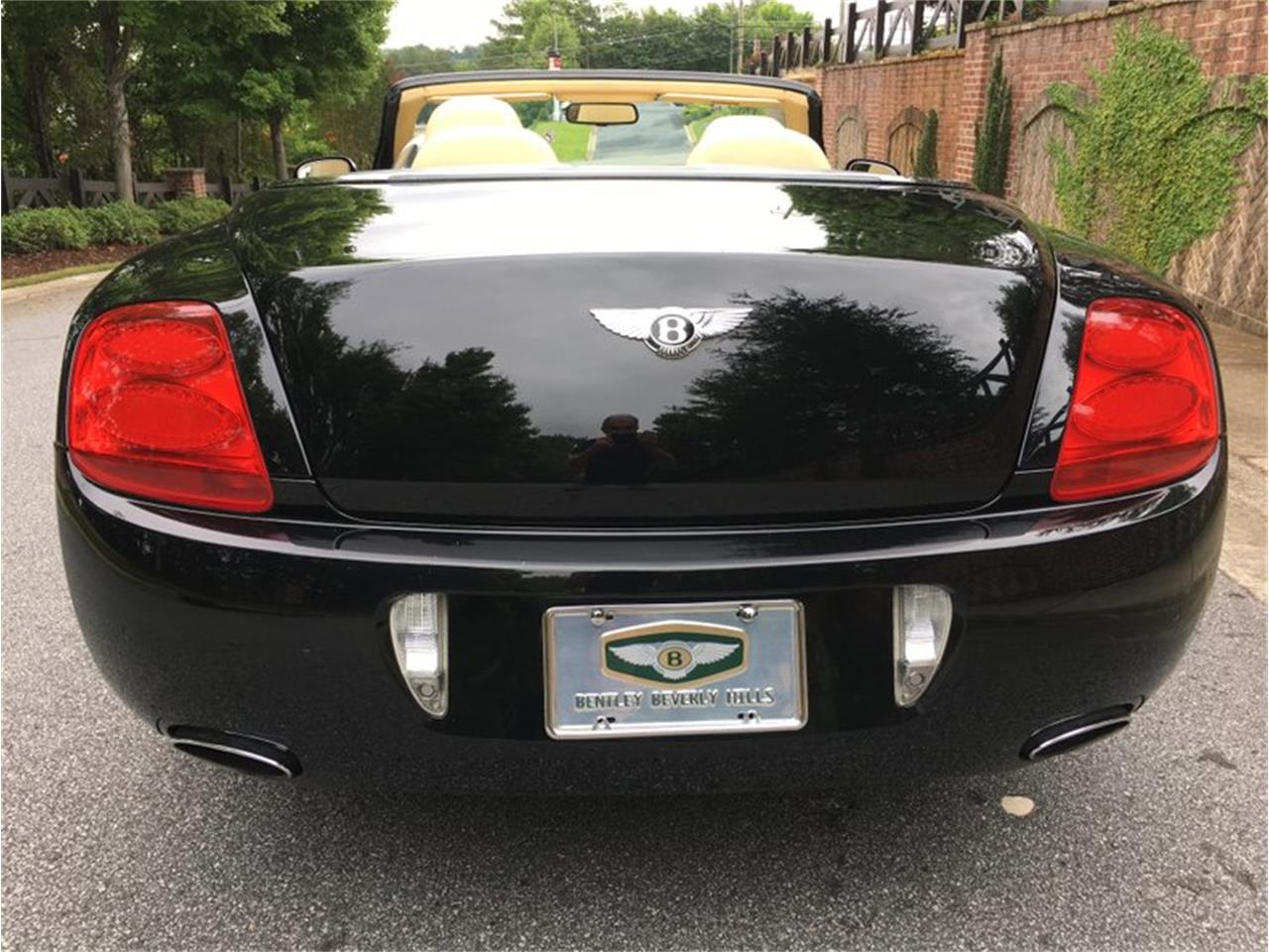 Large Picture of '07 Bentley Continental - QD6O
