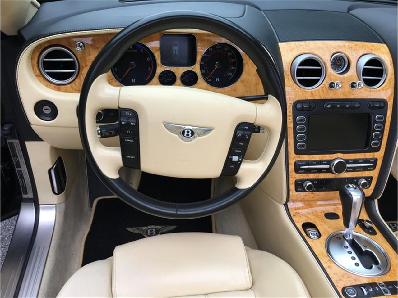 Large Picture of '07 Bentley Continental located in North Carolina Offered by GAA Classic Cars Auctions - QD6O