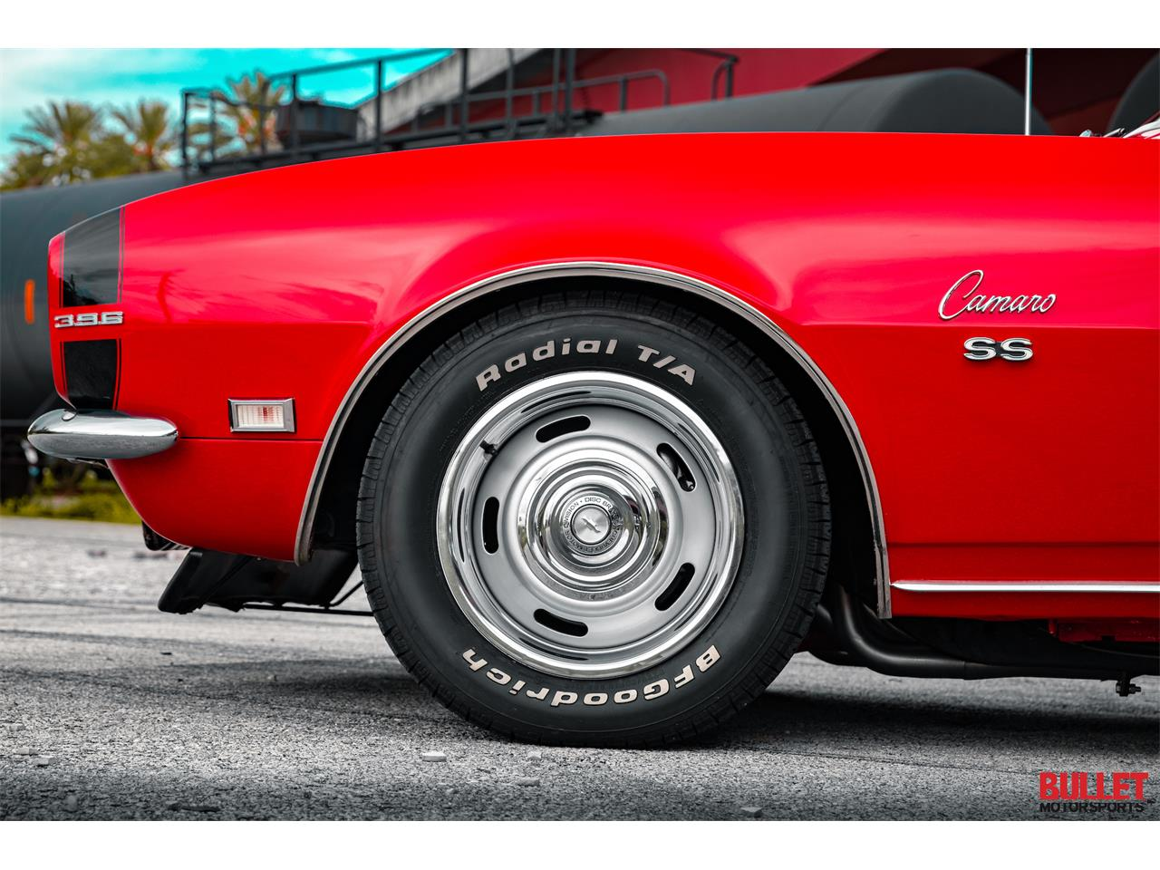 Large Picture of '68 Camaro SS - QE6O