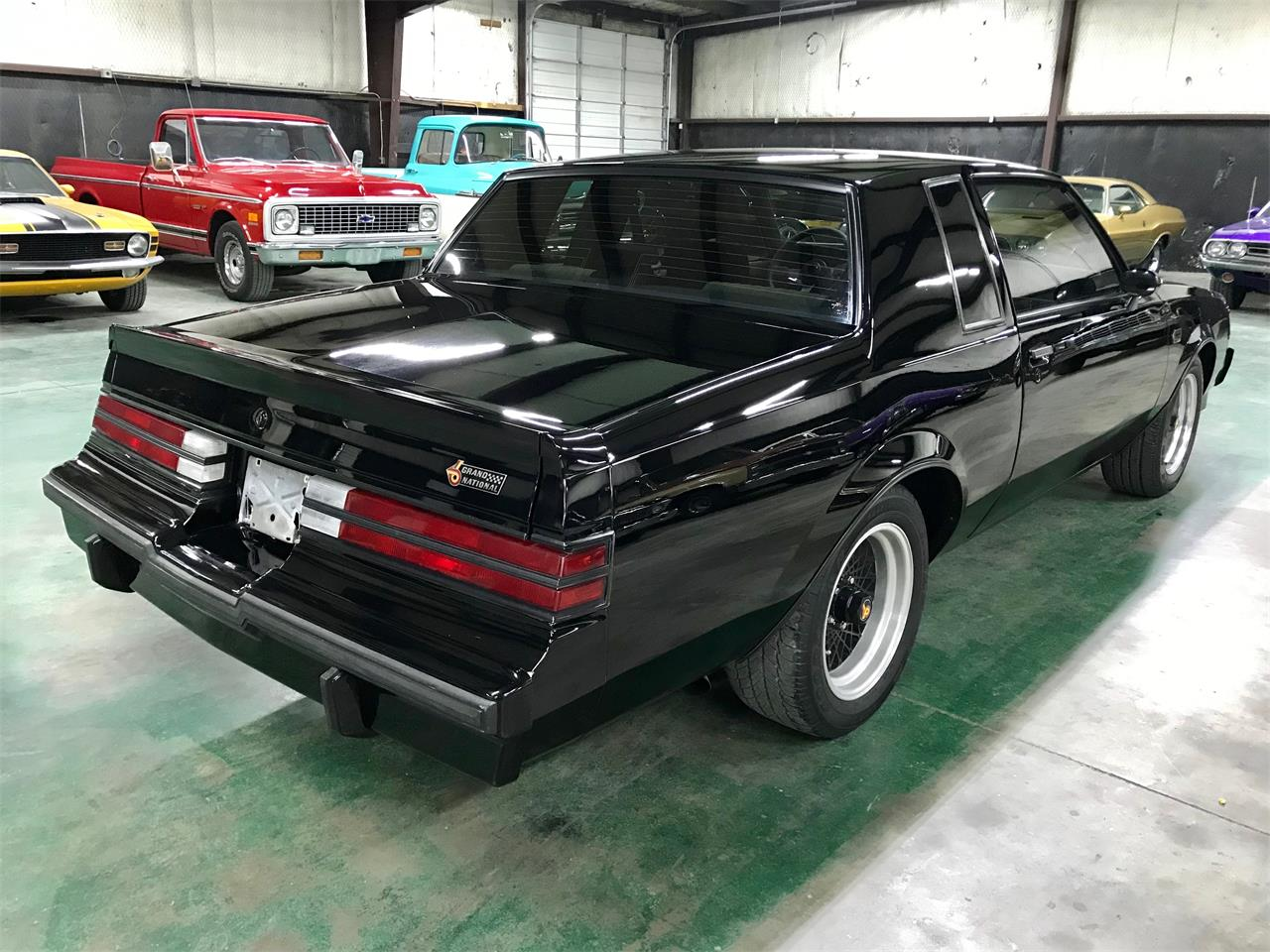 Large Picture of 1987 Buick Grand National located in Sherman Texas - $24,500.00 Offered by PC Investments - QE6R