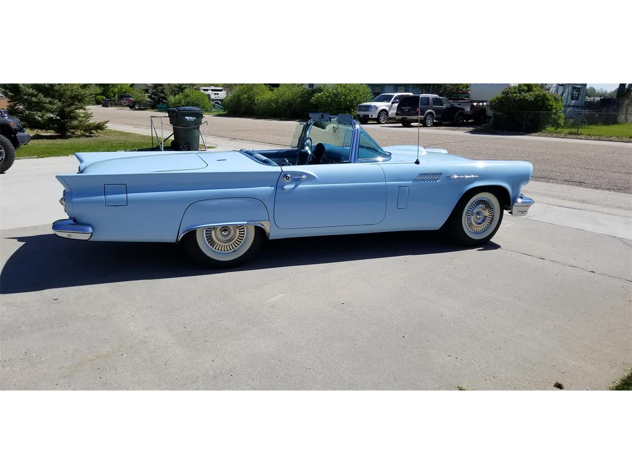 Large Picture of '57 Thunderbird - QE6Y
