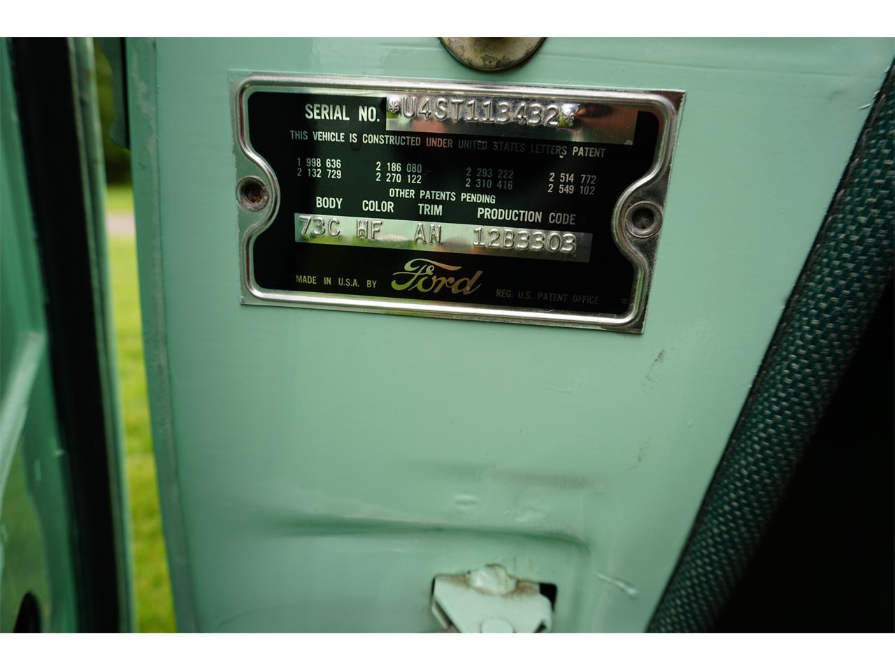 Large Picture of '54 Crestline - QE70