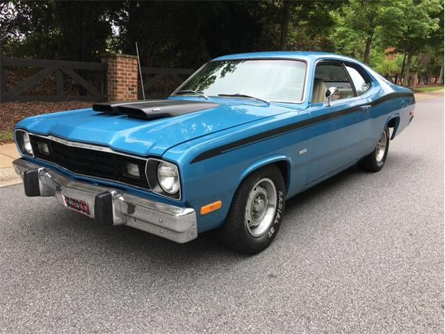 Picture of '73 Duster - QD6Q