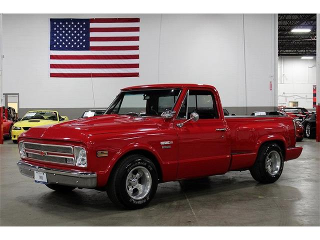 Picture of '68 C10 - QE7B