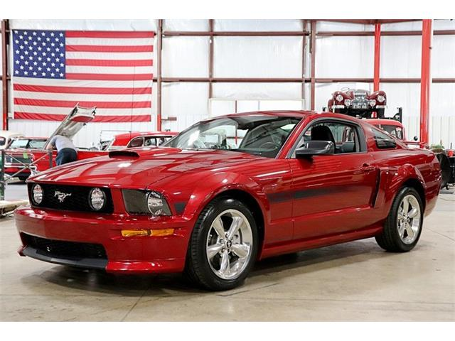 Picture of '07 Mustang - QE7D