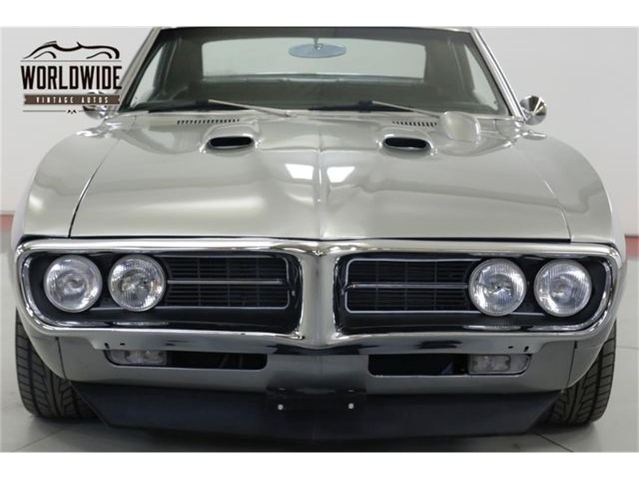 Large Picture of '67 Firebird - QE7I
