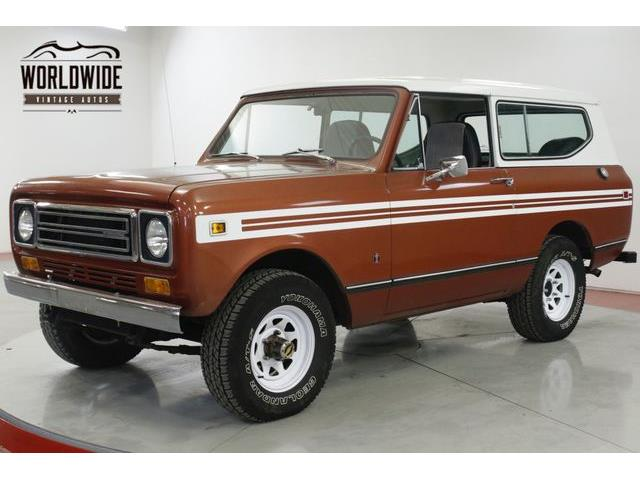 Picture of '79 International Scout Offered by  - QE7O