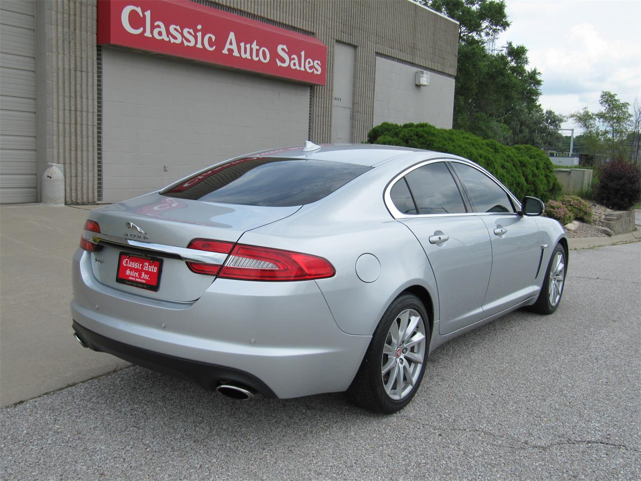 Large Picture of 2015 XF Offered by Classic Auto Sales - QD33