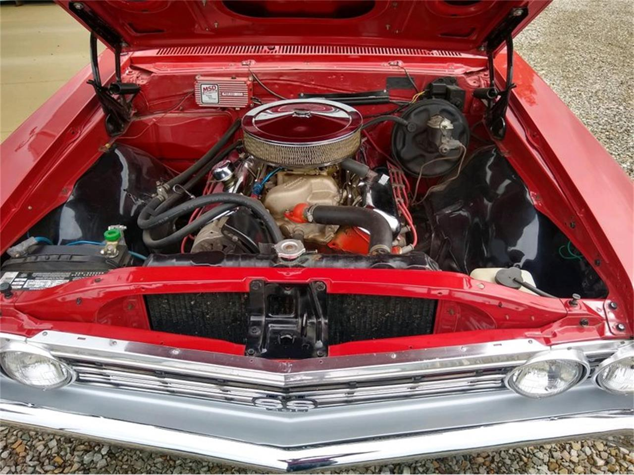 Large Picture of '67 Chevelle - QE8F