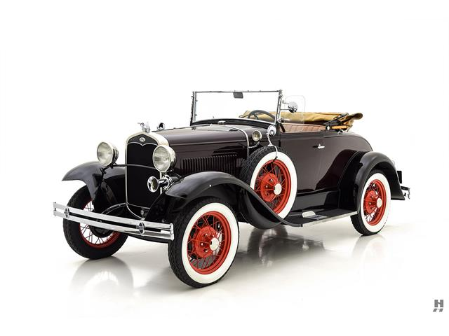 Picture of 1931 Model A located in Saint Louis Missouri - QD6V