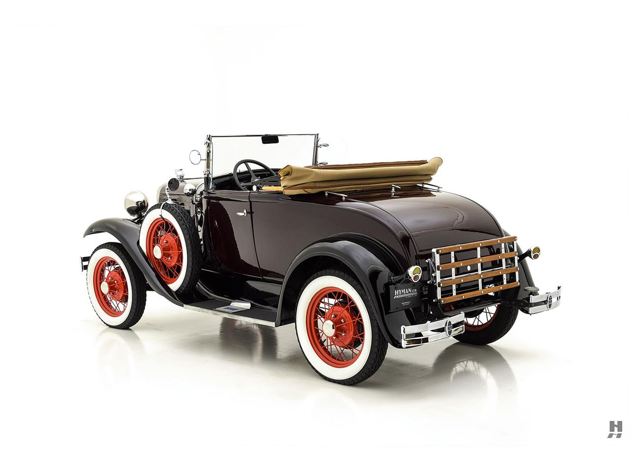Large Picture of '31 Model A - QD6V