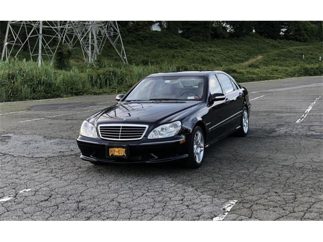 Picture of '03 S55 - QE8O