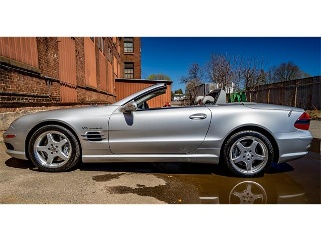 Picture of 2003 SL55 located in Connecticut Auction Vehicle Offered by  - QE8R