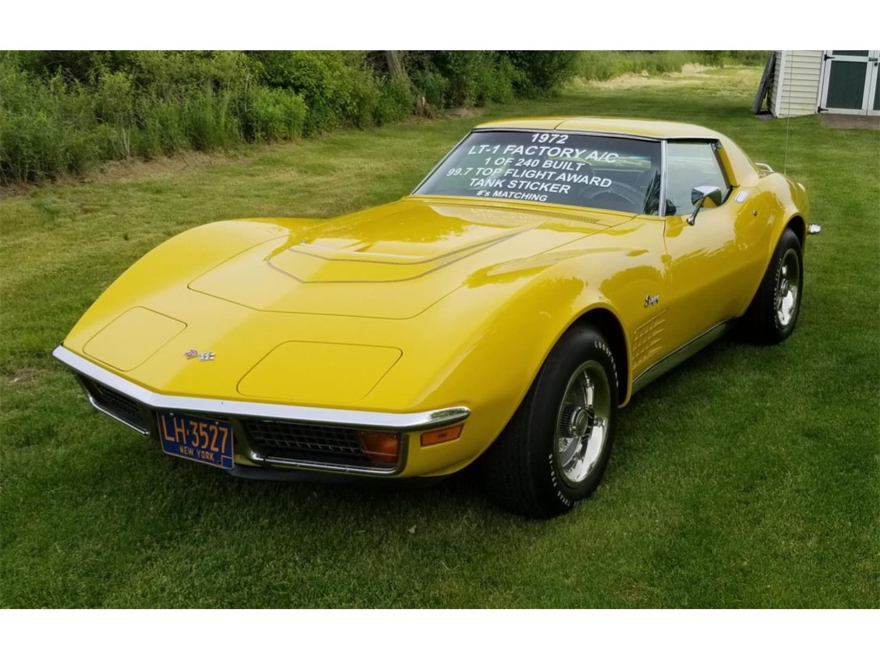 Large Picture of '72 Corvette - QE8X