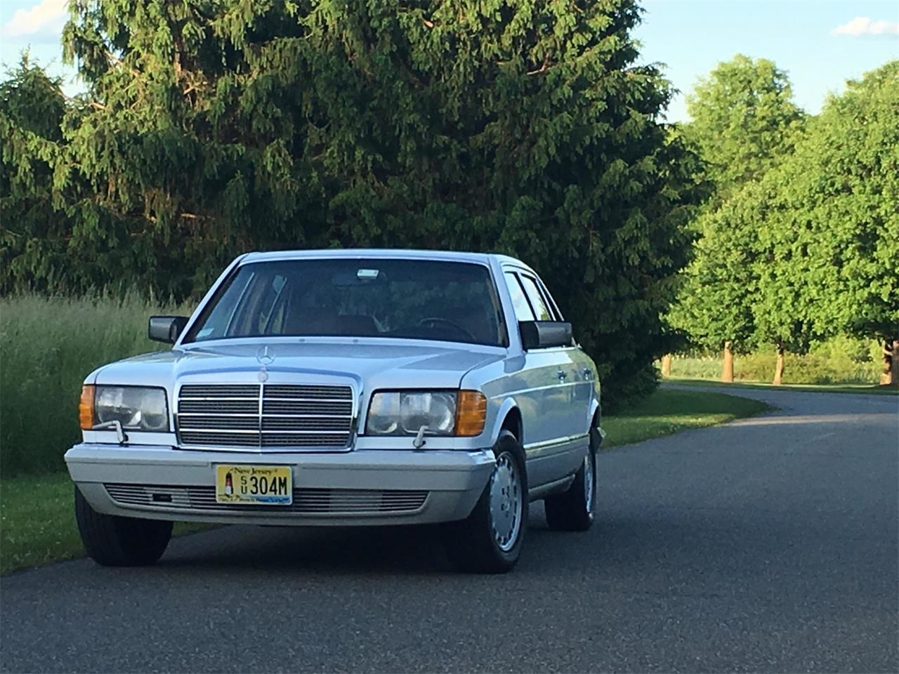 Large Picture of '90 420SEL - QE8Y